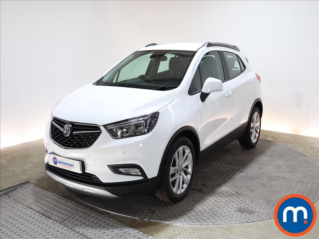 Vauxhall Mokka X 1.4T Active 5dr Auto - Stock Number 1148350 Passenger side front corner
