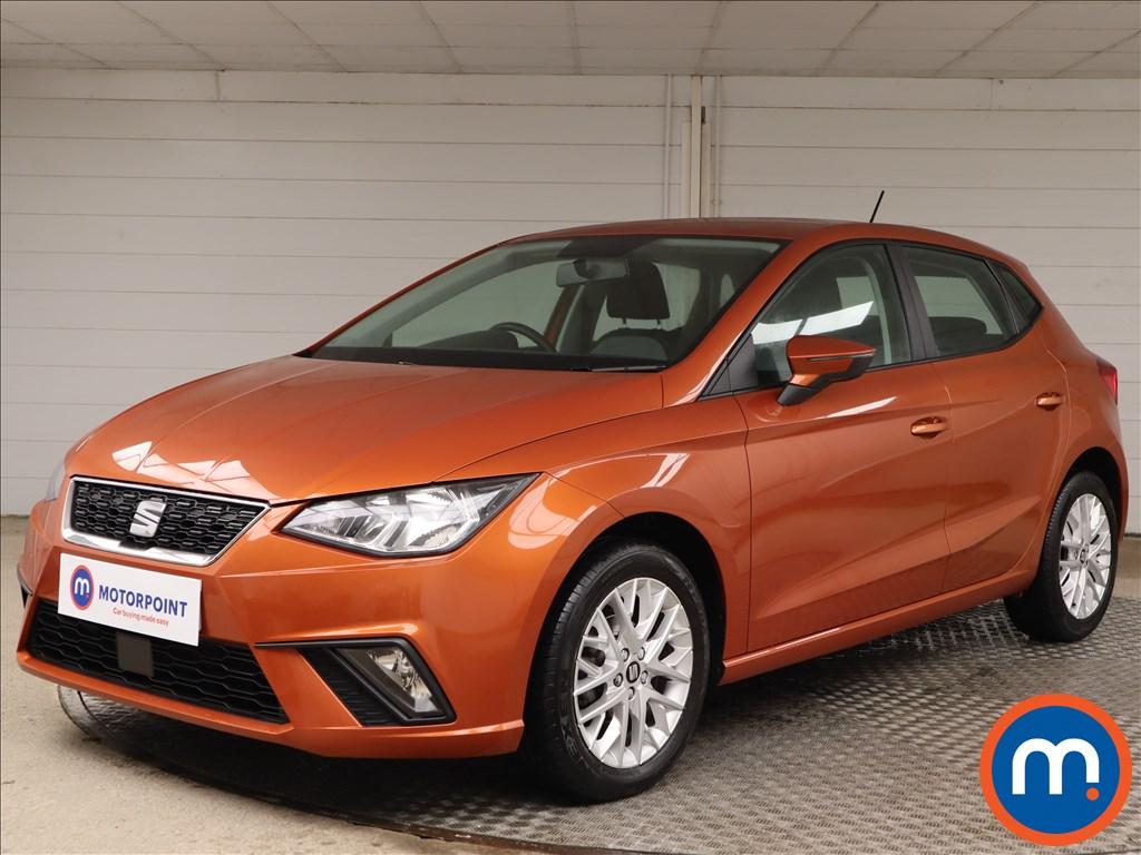 Seat Ibiza 1.0 SE Technology [EZ] 5dr - Stock Number 1148472 Passenger side front corner