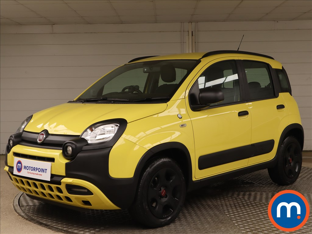 Fiat Panda Waze - Stock Number 1149947 Passenger side front corner