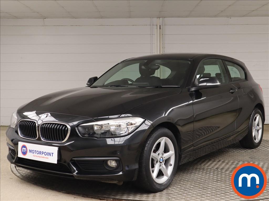 BMW 1 Series 118i [1.5] SE 3dr [Nav] Step Auto - Stock Number 1151255 Passenger side front corner