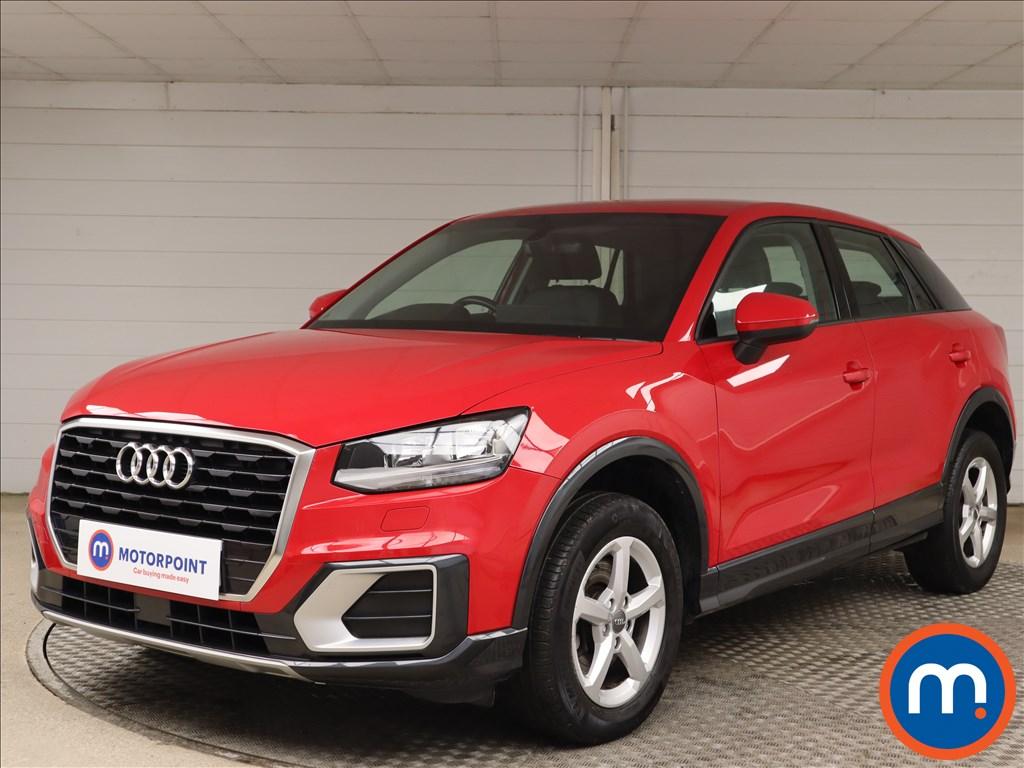 Audi Q2 SE - Stock Number 1147850 Passenger side front corner