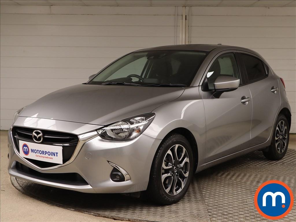 Mazda 2 Sport - Stock Number 1148230 Passenger side front corner