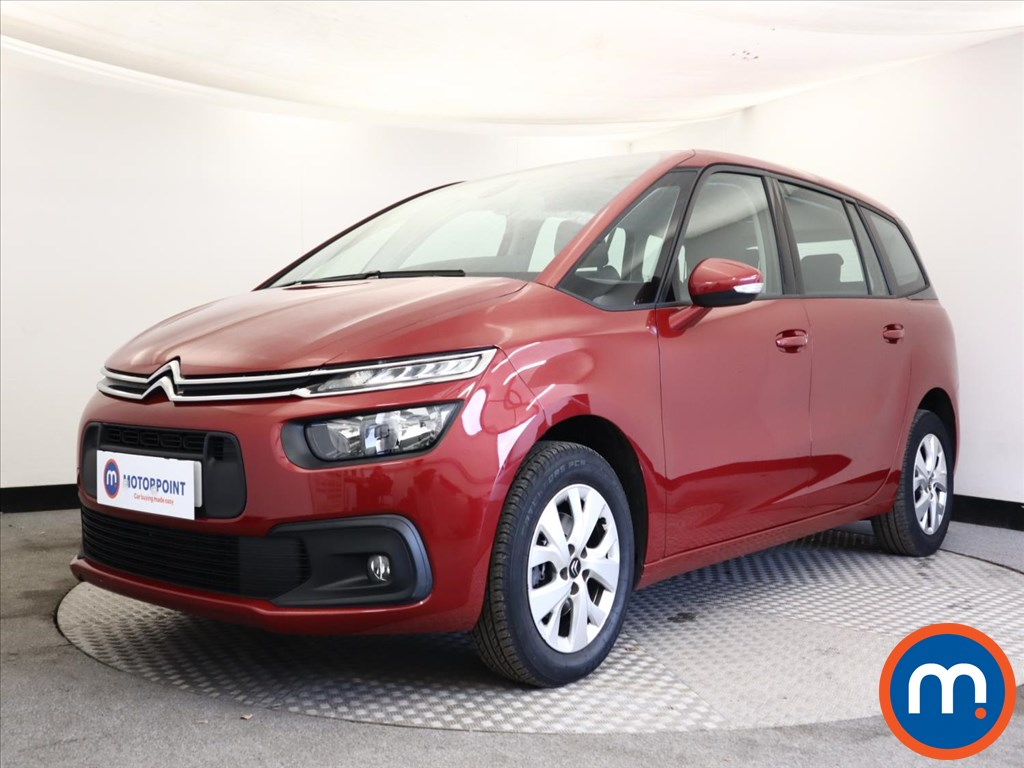Citroen Grand C4 Picasso 1.6 BlueHDi 100 Touch Edition 5dr - Stock Number 1152726 Passenger side front corner
