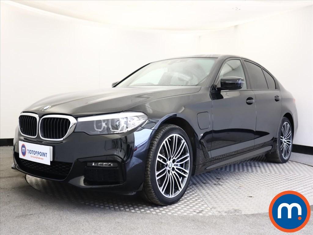 BMW 5 Series 530e M Sport 4dr Auto - Stock Number 1153871 Passenger side front corner