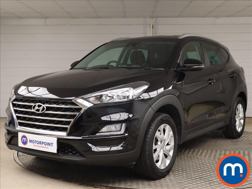 Hyundai Tucson 1.6 GDi SE Nav 5dr 2WD - Stock Number 1148106 Passenger side front corner