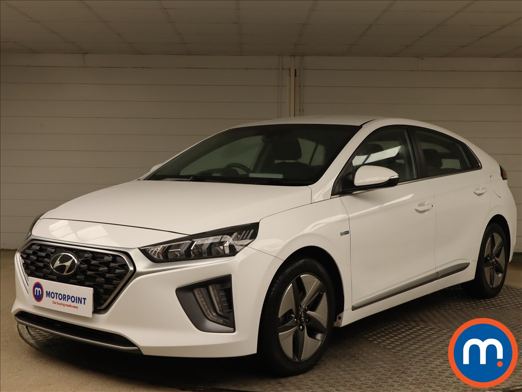 Hyundai Ioniq 1.6 GDi Hybrid 1st Edition 5dr DCT - Stock Number 1149034 Passenger side front corner