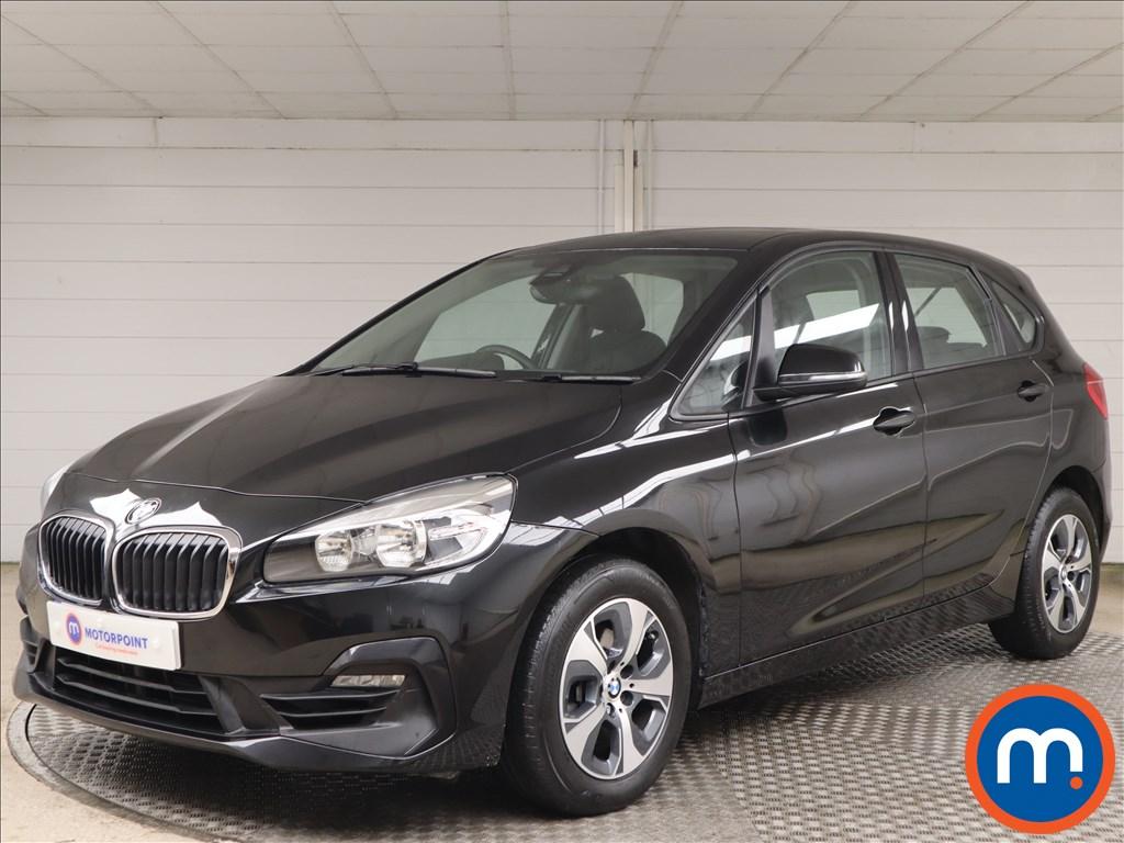 BMW 2 Series 218i SE 5dr - Stock Number 1147862 Passenger side front corner