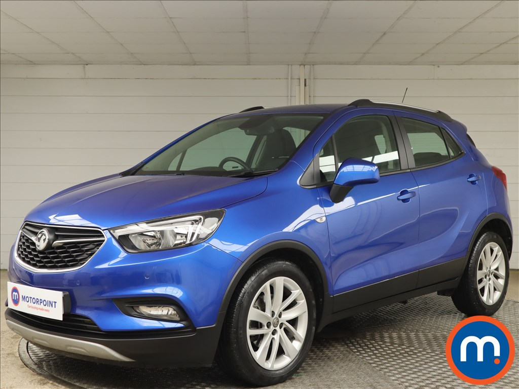 Vauxhall Mokka X 1.4T Active 5dr Auto - Stock Number 1147804 Passenger side front corner