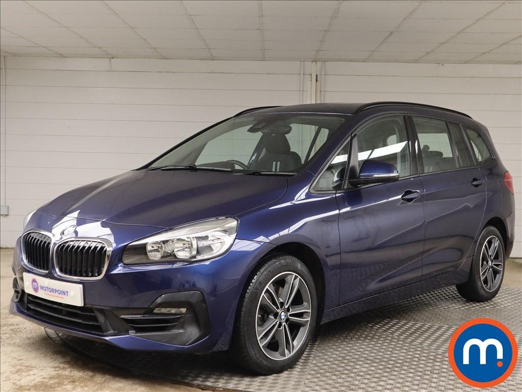 BMW 2 Series 218i Sport 5dr - Stock Number 1152849 Passenger side front corner