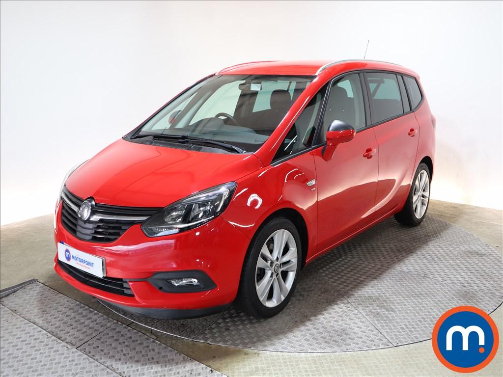 Vauxhall Zafira 2.0 CDTi SRi 5dr - Stock Number 1153851 Passenger side front corner