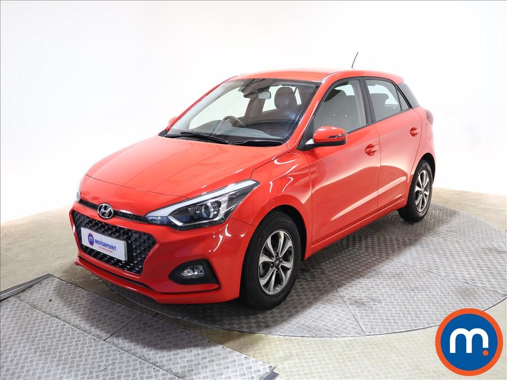 Hyundai I20 1.2 MPi SE 5dr - Stock Number 1153651 Passenger side front corner