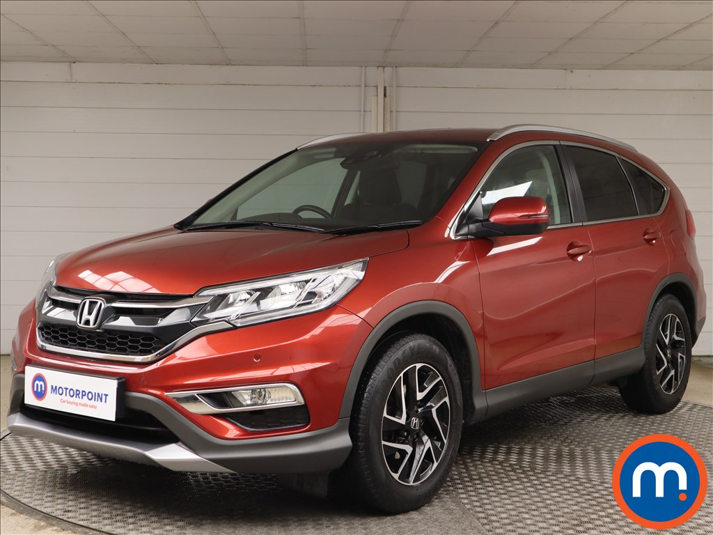 Honda Cr-V 2.0 i-VTEC SE Plus 5dr 2WD [Nav] - Stock Number 1151620 Passenger side front corner