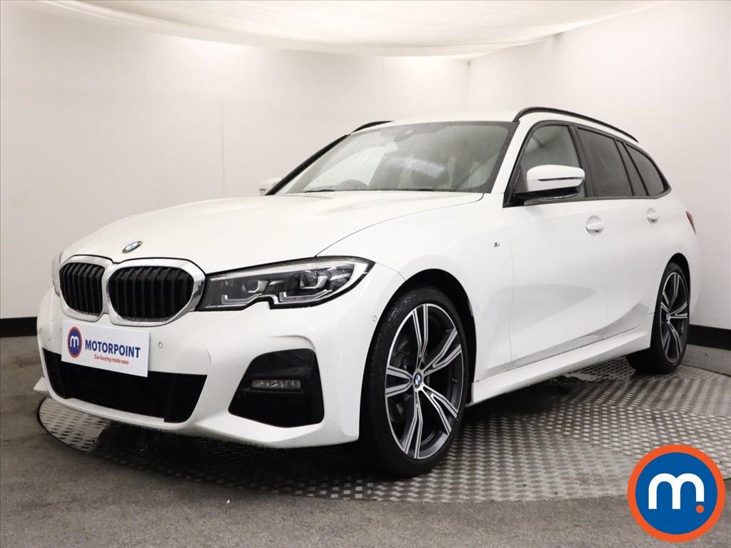 BMW 3 Series 320i M Sport 5dr Step Auto - Stock Number 1154604 Passenger side front corner