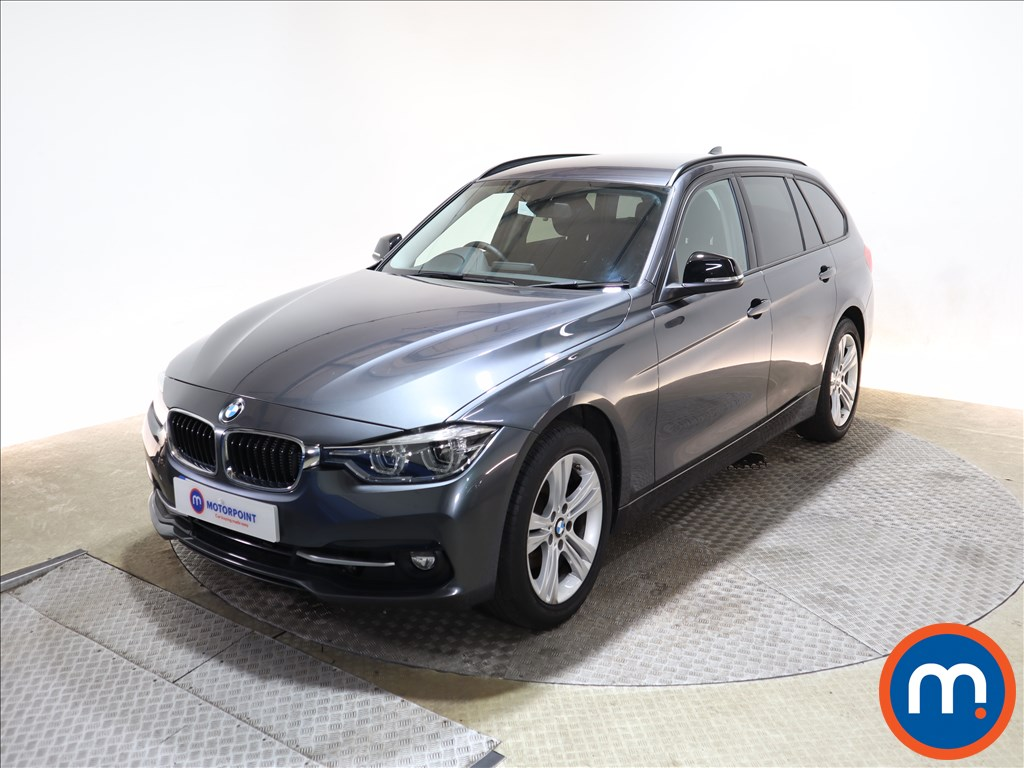 BMW 3 Series 318i Sport 5dr - Stock Number 1150098 Passenger side front corner