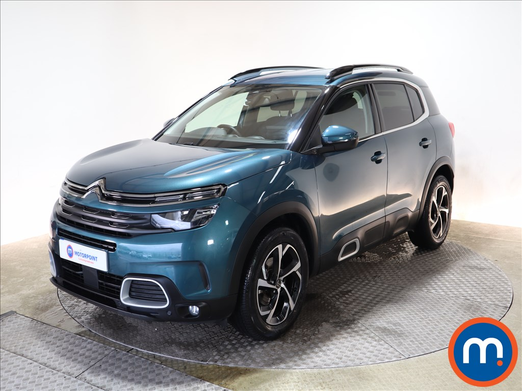 Citroen C5 Aircross 1.2 PureTech 130 Flair 5dr - Stock Number 1153917 Passenger side front corner