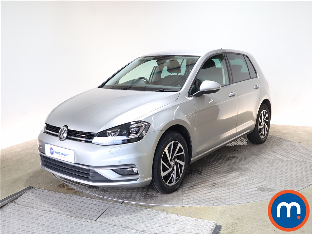 Volkswagen Golf 1.0 TSI 115 Match Edition 5dr - Stock Number 1151529 Passenger side front corner
