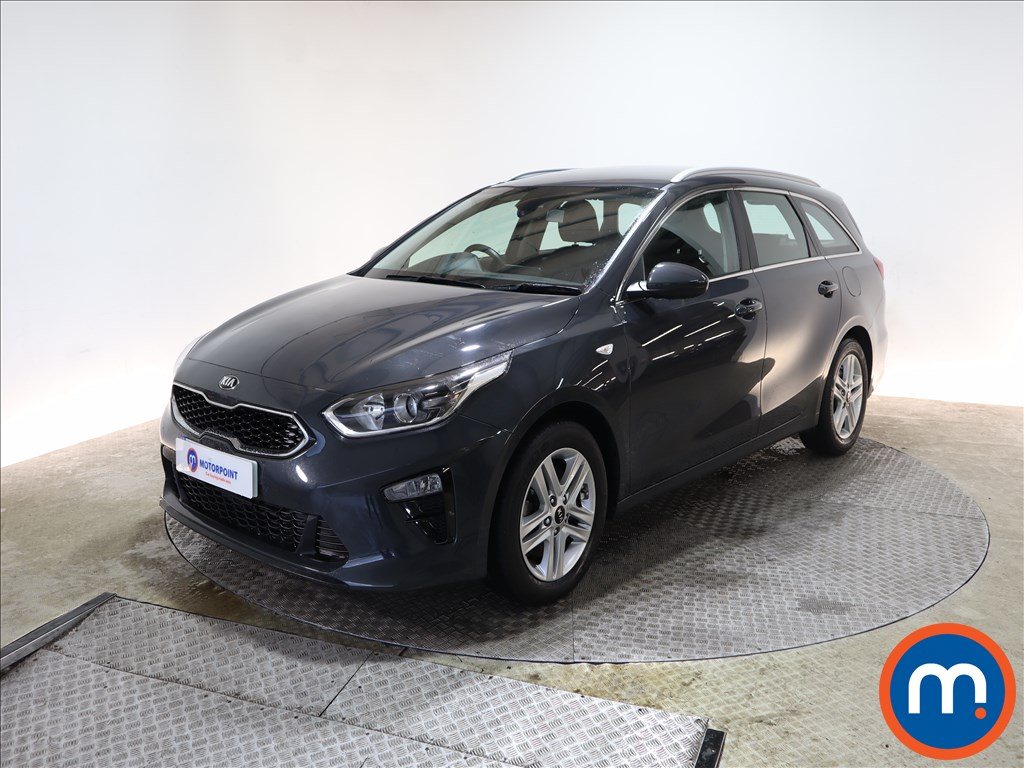 KIA Ceed 1.0T GDi ISG 2 5dr - Stock Number 1153281 Passenger side front corner