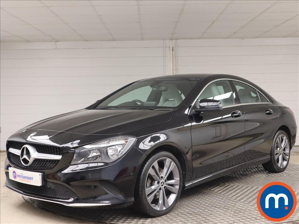 Mercedes-Benz CLA CLA 180 Sport 4dr [Map Pilot] - Stock Number 1140400 Passenger side front corner