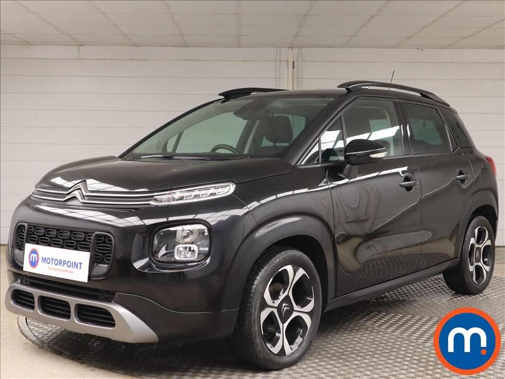 Citroen C3 Aircross 1.5 BlueHDi Flair 5dr [6 speed] - Stock Number 1132637 Passenger side front corner