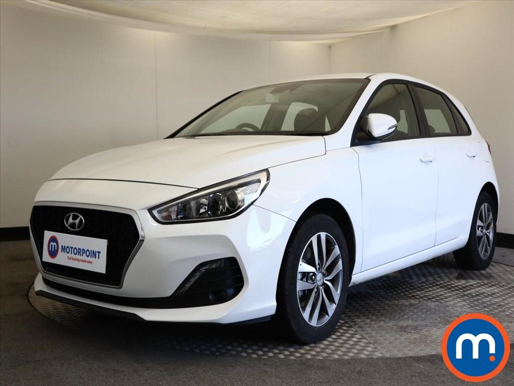 Hyundai I30 1.0T GDI SE Nav 5dr - Stock Number 1151988 Passenger side front corner