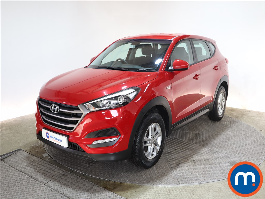 Hyundai Tucson 1.7 CRDi Blue Drive S 5dr 2WD - Stock Number 1154927 Passenger side front corner