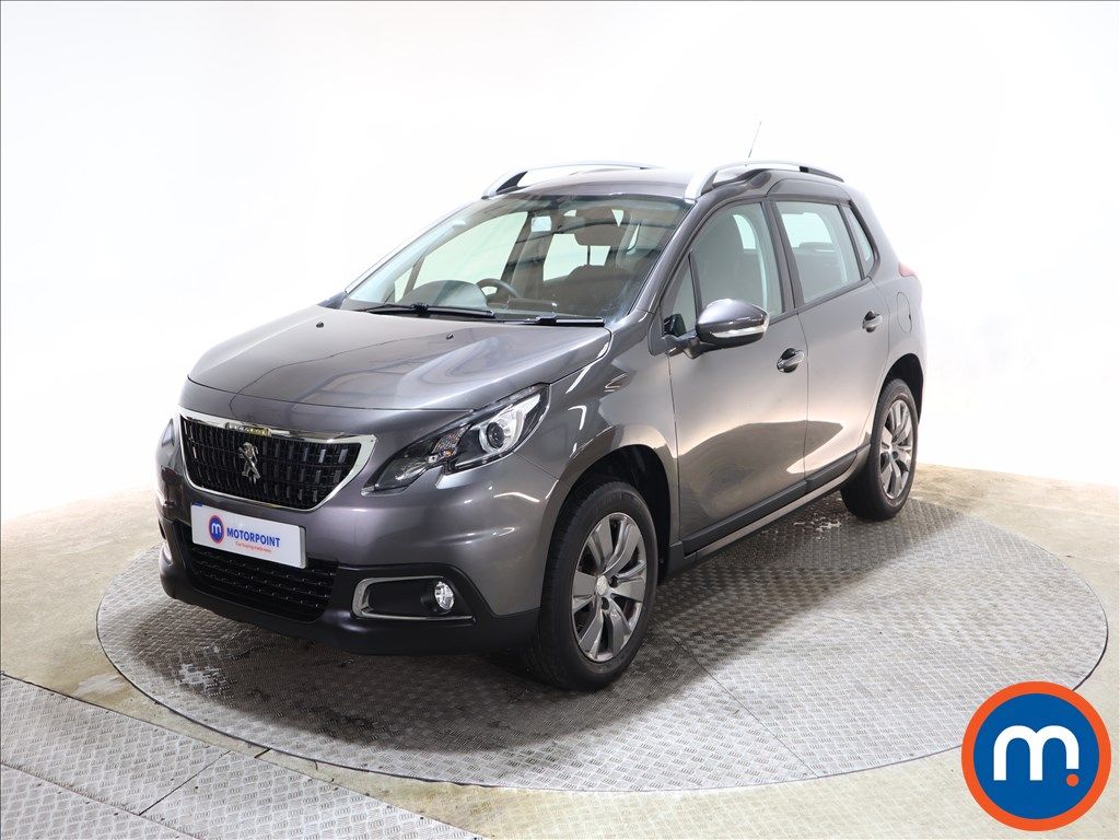 Peugeot 2008 1.2 PureTech Active 5dr [Start Stop] - Stock Number 1152484 Passenger side front corner