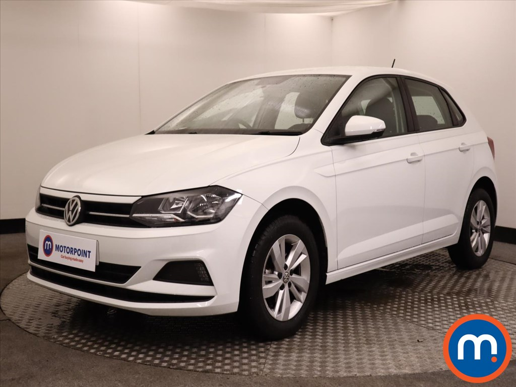 Volkswagen Polo 1.0 EVO 80 SE 5dr - Stock Number 1154835 Passenger side front corner