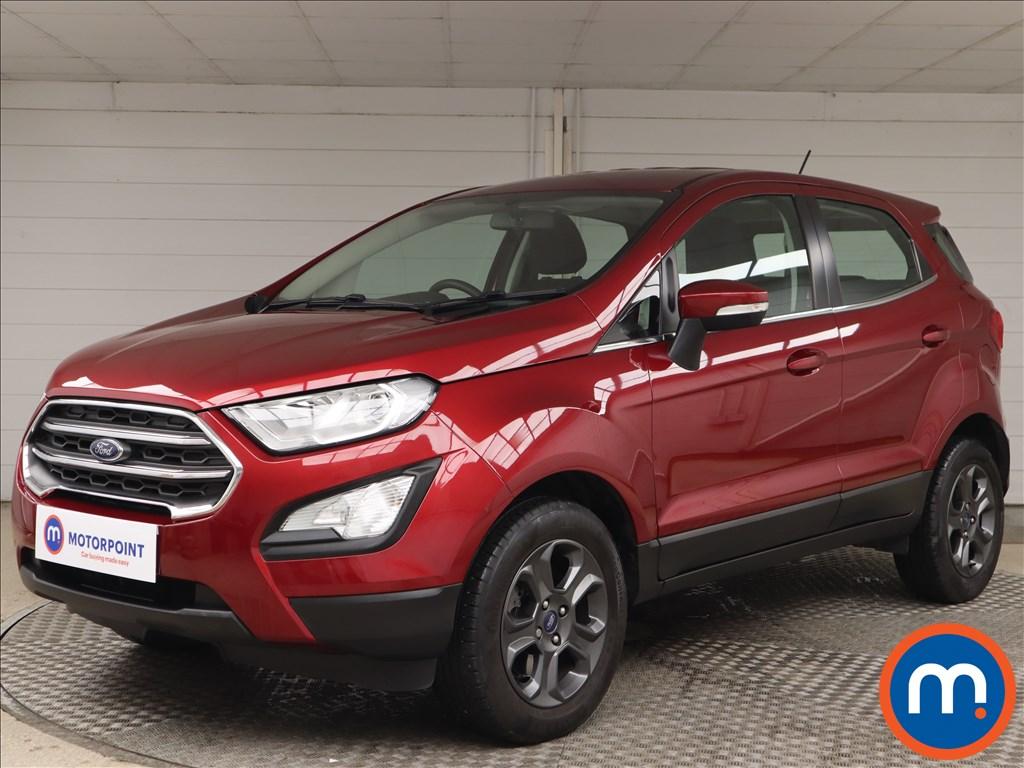 Ford Ecosport 1.0 EcoBoost 125 Zetec 5dr - Stock Number 1150980 Passenger side front corner