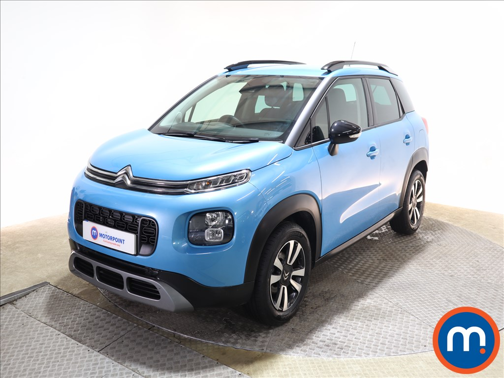 Citroen C3 Aircross 1.5 BlueHDi Feel 5dr [6 speed] - Stock Number 1152325 Passenger side front corner