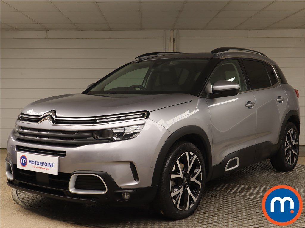 Citroen C5 Aircross 1.5 BlueHDi 130 Flair Plus 5dr EAT8 - Stock Number 1155280 Passenger side front corner