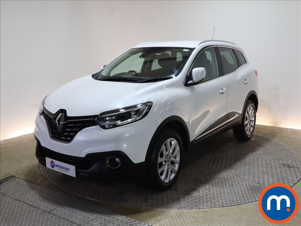 Renault Kadjar 1.2 TCE Dynamique Nav 5dr - Stock Number 1155733 Passenger side front corner