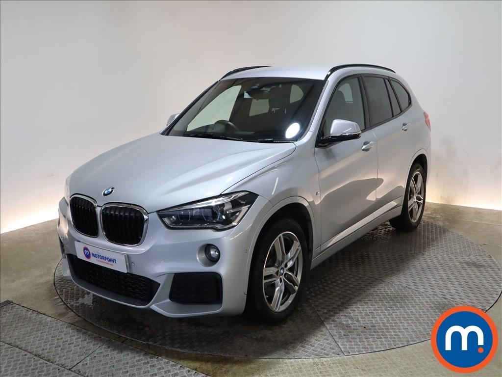 BMW X1 xDrive 20d M Sport 5dr Step Auto - Stock Number 1153191 Passenger side front corner