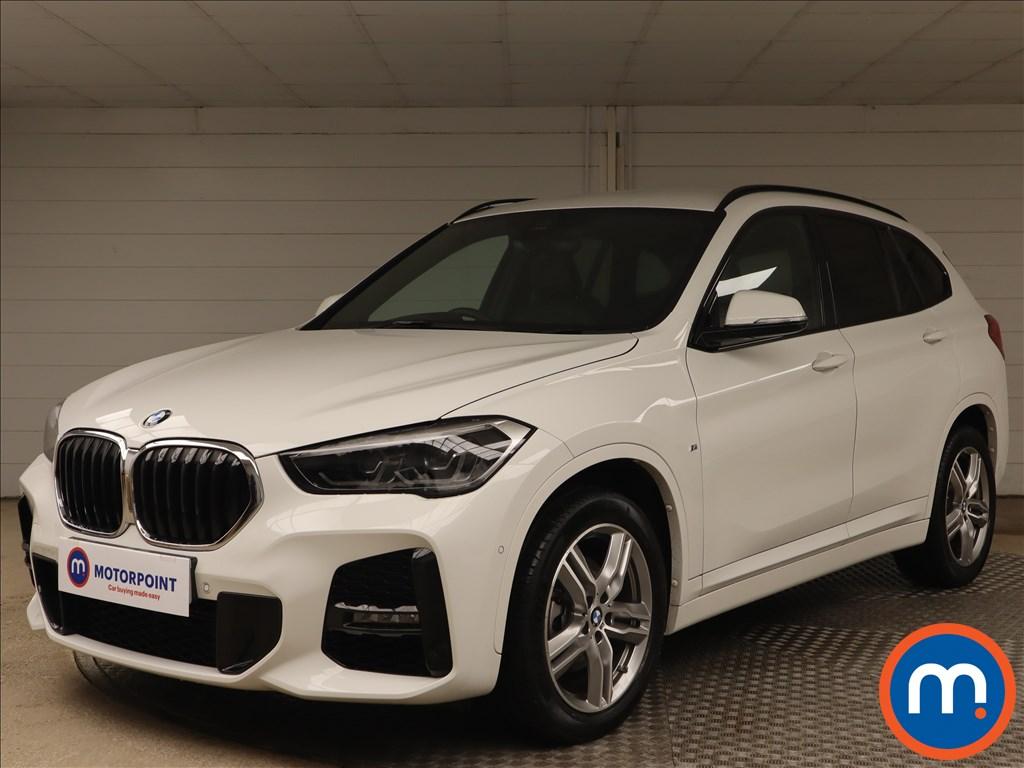 BMW X1 sDrive 18i M Sport 5dr - Stock Number 1152966 Passenger side front corner