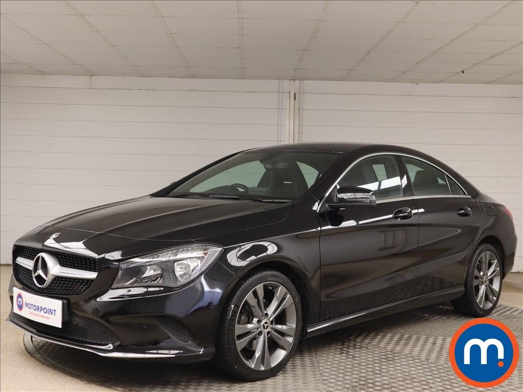 Mercedes-Benz CLA CLA 180 Sport 4dr - Stock Number 1155814 Passenger side front corner