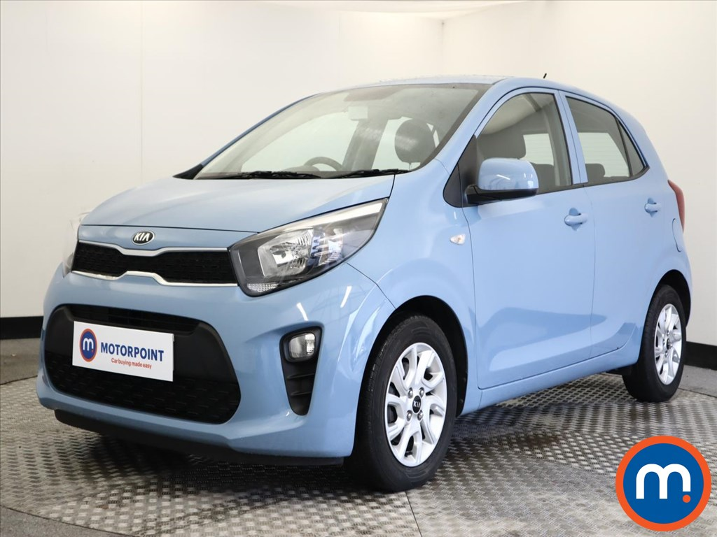 KIA Picanto 1.25 2 5dr Auto - Stock Number 1153213 Passenger side front corner