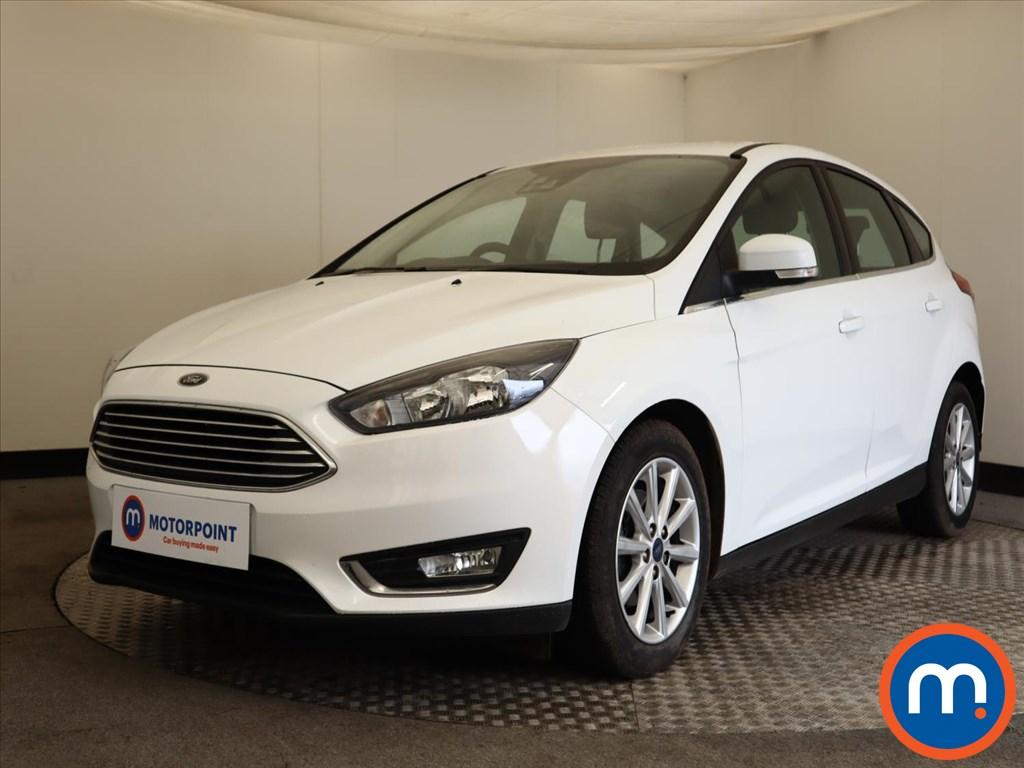 Ford Focus 1.0 EcoBoost Titanium Navigation 5dr - Stock Number 1154571 Passenger side front corner