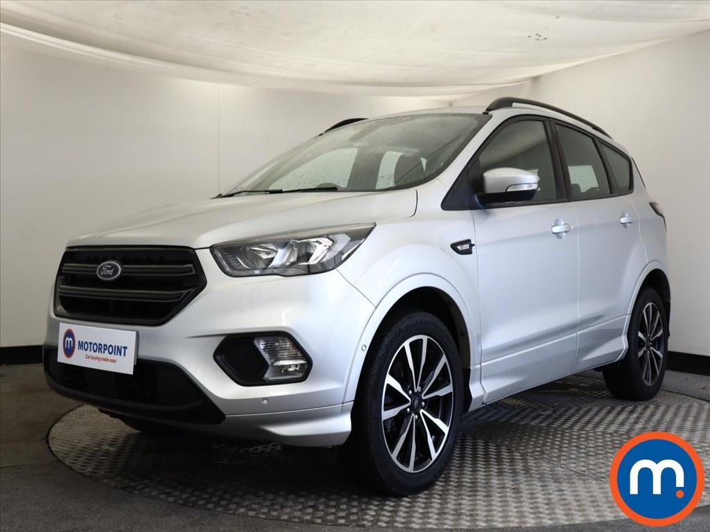 Ford Kuga 1.5 EcoBoost ST-Line 5dr 2WD - Stock Number 1156495 Passenger side front corner