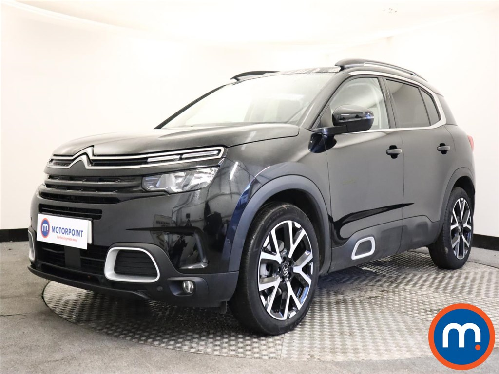 Citroen C5 Aircross 1.5 BlueHDi 130 Flair Plus 5dr EAT8 - Stock Number 1155984 Passenger side front corner