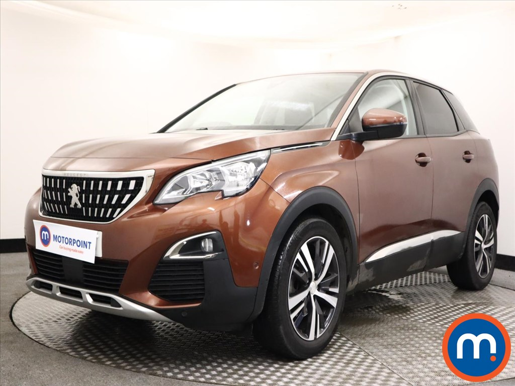 Peugeot 3008 1.6 THP Allure 5dr EAT6 - Stock Number 1154545 Passenger side front corner