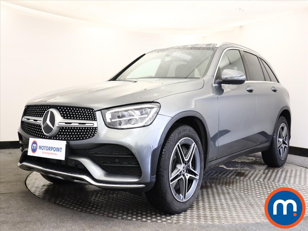 Mercedes-Benz GLC GLC 300 4Matic AMG Line 5dr 9G-Tronic - Stock Number 1155291 Passenger side front corner