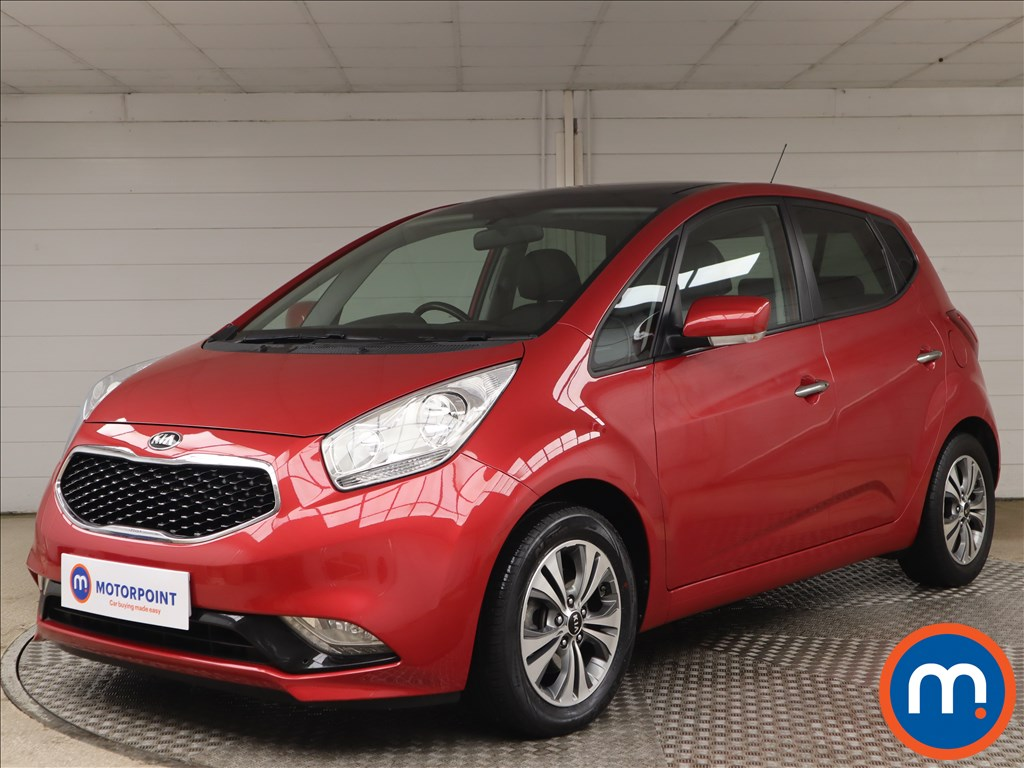KIA Venga 1.6 4 5dr Auto [6] - Stock Number 1156509 Passenger side front corner