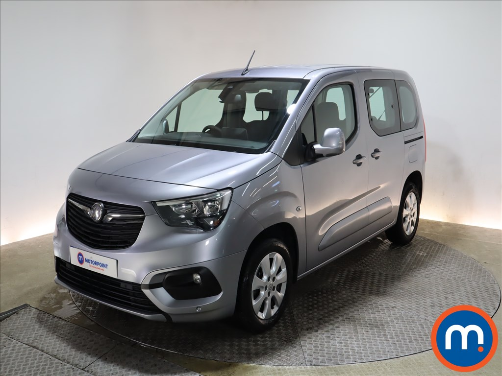 Vauxhall Combo Life 1.2 Turbo Energy 5dr - Stock Number 1155079 Passenger side front corner