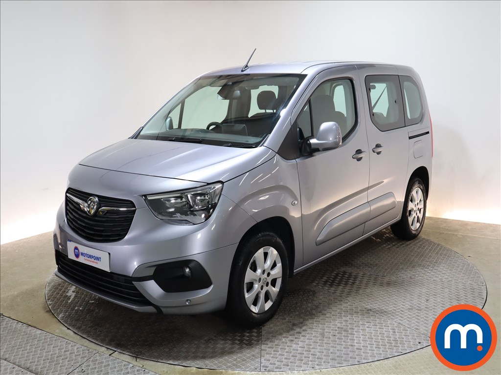 Vauxhall Combo Life 1.2 Turbo Energy 5dr - Stock Number 1155073 Passenger side front corner