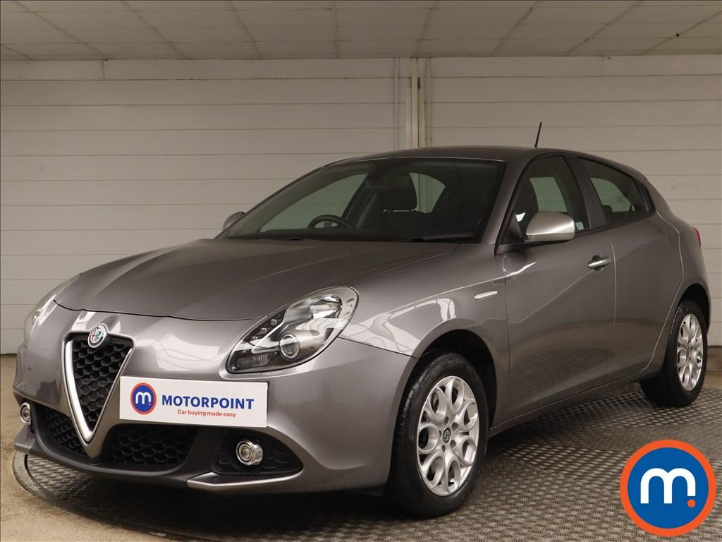 Alfa Romeo Giulietta 1.4 TB MultiAir Super 5dr TCT - Stock Number 1156595 Passenger side front corner