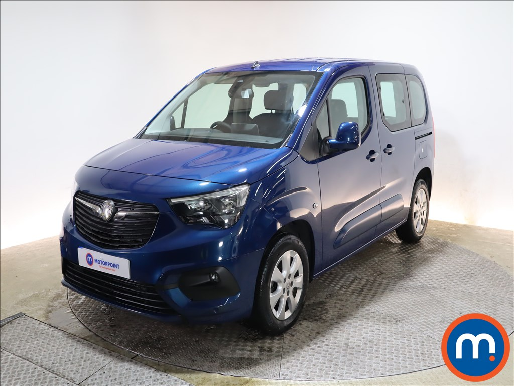 Vauxhall Combo Life 1.2 Turbo Energy 5dr - Stock Number 1155068 Passenger side front corner