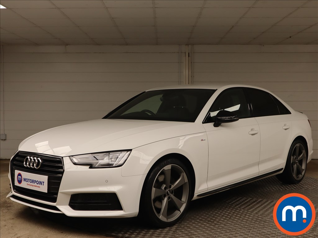 Audi A4 1.4T FSI Black Edition 4dr - Stock Number 1158404 Passenger side front corner