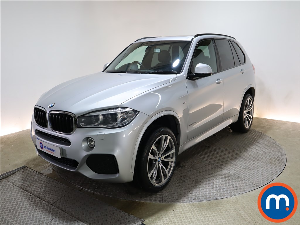 BMW X5 xDrive30d M Sport 5dr Auto [7 Seat] - Stock Number 1152936 Passenger side front corner