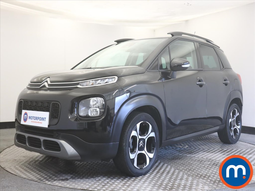 Citroen C3 Aircross 1.5 BlueHDi Flair 5dr [6 speed] - Stock Number 1152396 Passenger side front corner