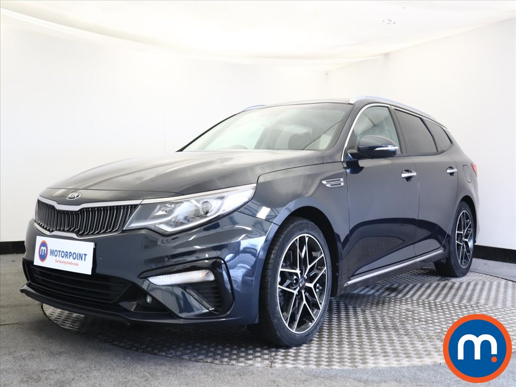 KIA Optima 1.6 CRDi ISG 3 5dr - Stock Number 1155367 Passenger side front corner