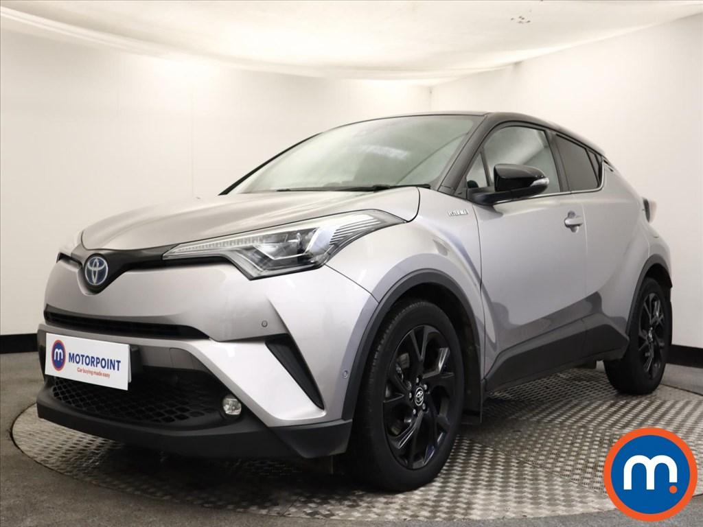 Toyota C-Hr 1.8 Hybrid Dynamic 5dr CVT - Stock Number 1155378 Passenger side front corner